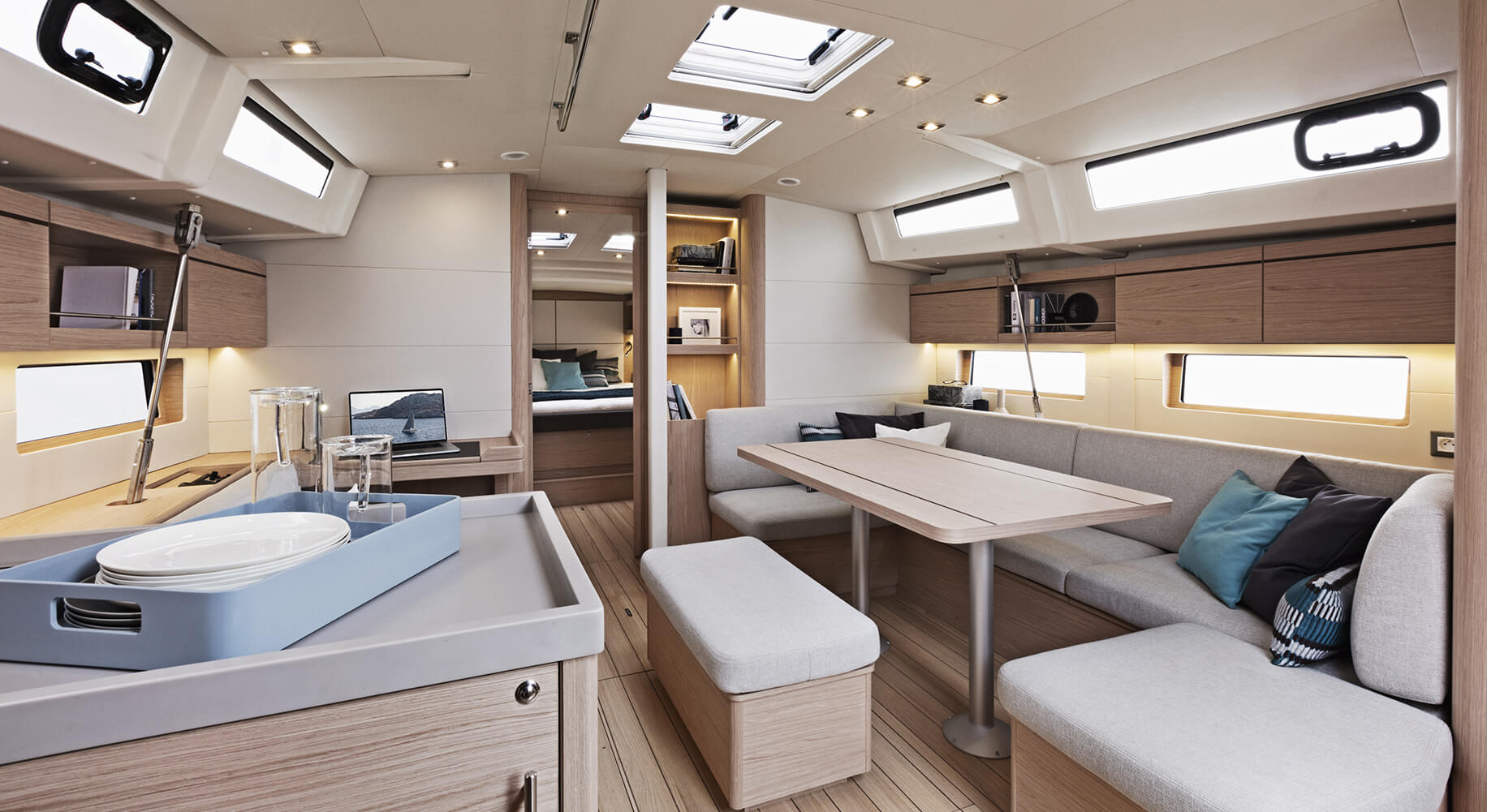 Beneteau Oceanis 46 1 Fast And Stable Cruiser Passage Nautical